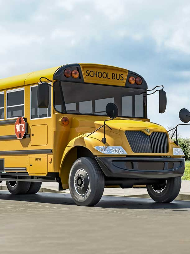 Tera Track - Fleet Management Solution - School Bus