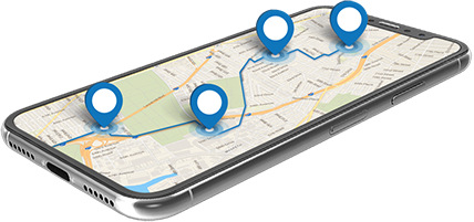 Tera Track - Personal Tracking Access Through Mobile App