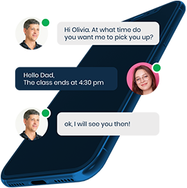 Tera Track - Phone Tracking Live Chat