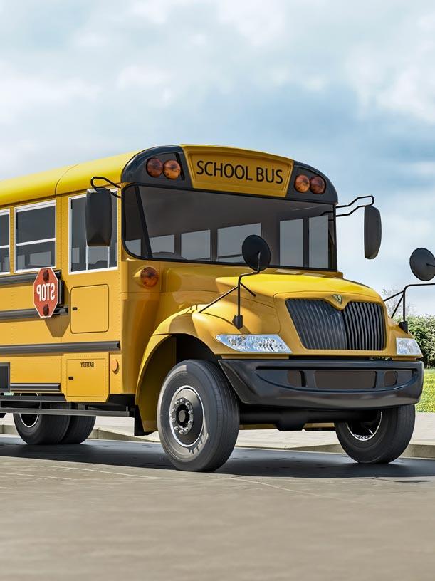 Tera Track - School Bus Monitoring