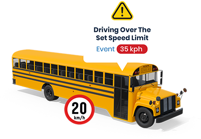 Tera Track - School Bus Driver Behavior