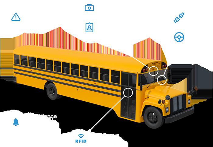 Tera Track - School Bus Details