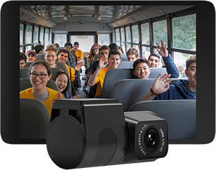 Tera Track - School Bus Multi Camera System