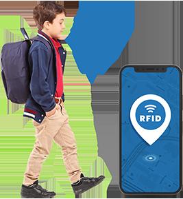 Tera Track - School Bus Students RFID
