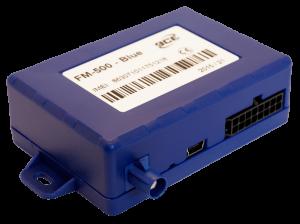 Tera Track - BCE FM-500 Blue