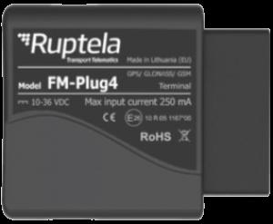 Tera Track - Ruptela FM-Plug4+