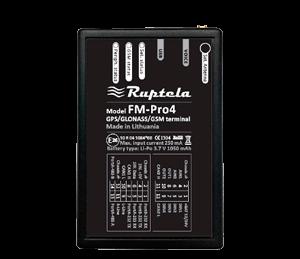 Tera Track - Ruptela FM-Pro4