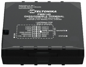 Tera Track - Teltonika FMB140
